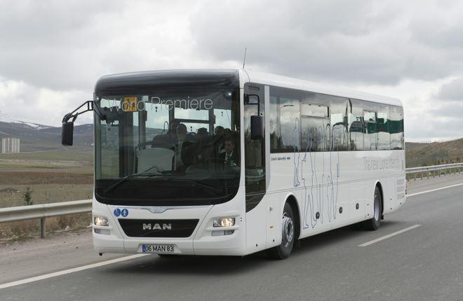 MАN Liоn's Intеrcity – междугородний автобус