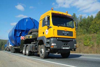 Особенности негабаритных перевозок автомобильным транспортом