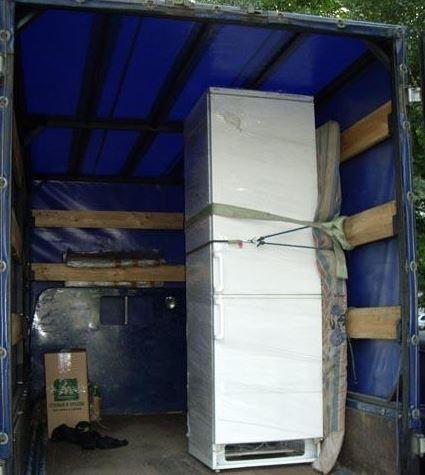 Быстрая и недорогая перевозка холодильника
