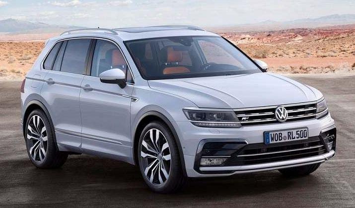 Volkswagen Tiguan 2017: автомобиль, которого вы достойны