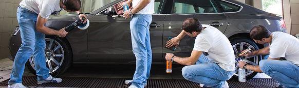 Детейлинг – генеральная уборка вашего автомобиля