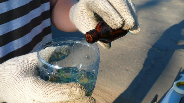 Как сделать реснички из стекловолокно своими руками