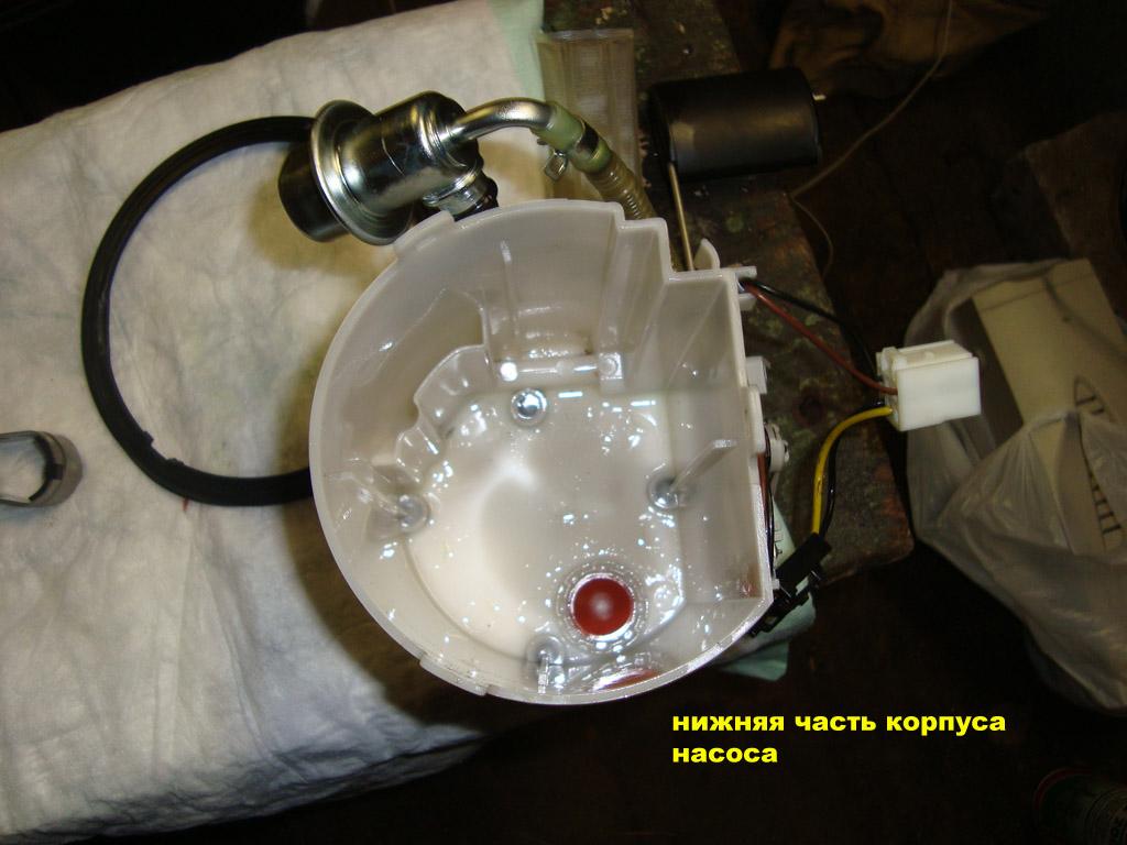 Ремонт топливного фильтра своими