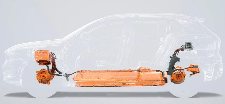 Электрический первенец Вольво – электромобиль Volvo XC40