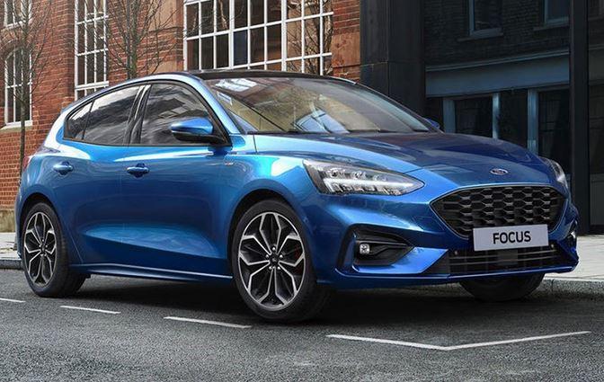 Форд представили две новинки за последнюю неделю