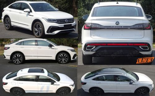 Volkswagen Tiguan X получил элементы от рестайлинговой версии Tiguan