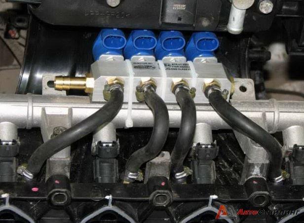 Газовое оборудование на автомобиль: плюсы и минусы